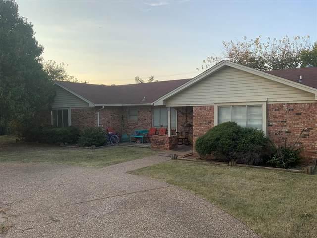 1313 Randy Drive, Graham, TX 76450 (MLS #14664311) :: Real Estate By Design