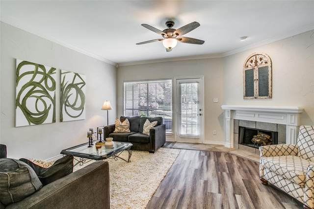 3550 Country Square Drive #306, Carrollton, TX 75006 (#14664503) :: Homes By Lainie Real Estate Group