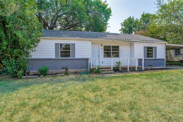 206 W 12th Street, Irving, TX 75060 (MLS #14664513) :: Real Estate By Design