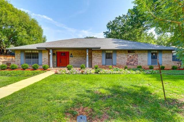 509 Mantlebrook Drive, Desoto, TX 75115 (MLS #14664678) :: Real Estate By Design