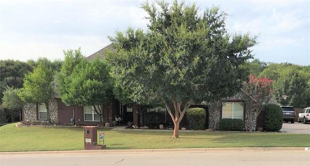 3506 Four Trees Drive, Weatherford, TX 76087 (MLS #14664743) :: Real Estate By Design