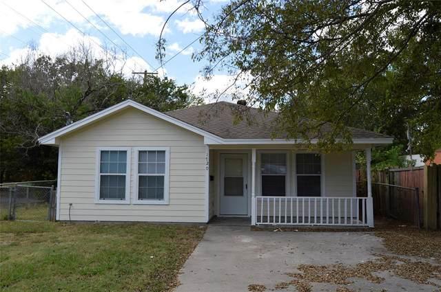 1720 Speedway Street, Greenville, TX 75401 (MLS #14664845) :: Lisa Birdsong Group | Compass