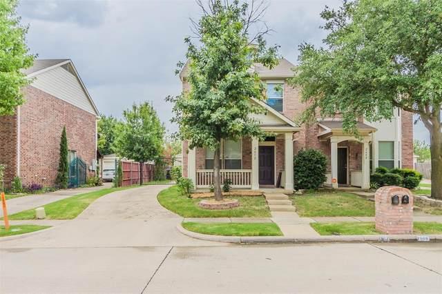 2612 Van Buren Drive, Plano, TX 75074 (MLS #14664863) :: Real Estate By Design