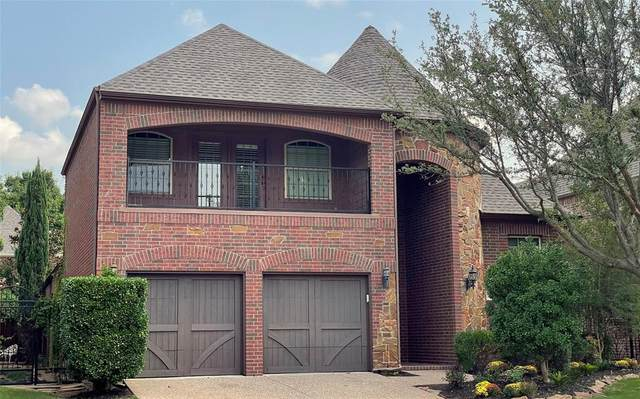 64 Placid Pond Drive, Frisco, TX 75034 (MLS #14664927) :: Real Estate By Design