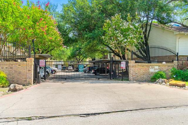 6646 E Lovers Lane #1807, Dallas, TX 75214 (#14665424) :: Homes By Lainie Real Estate Group