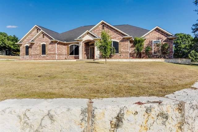 1107 Lady Amber Court, Granbury, TX 76049 (MLS #14665428) :: Trinity Premier Properties