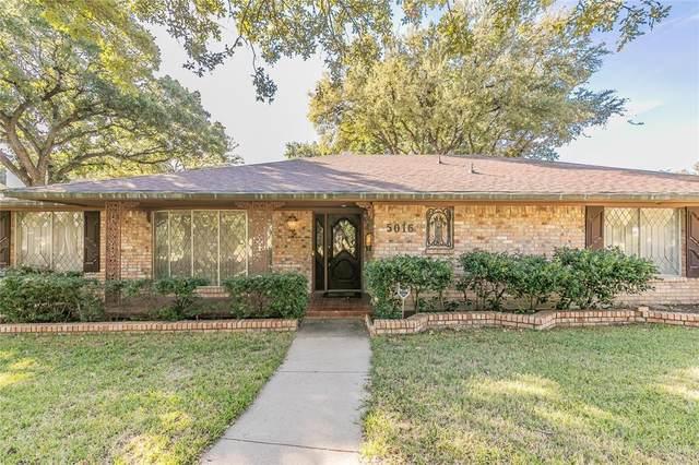 5016 Boulder Lake Road, Fort Worth, TX 76103 (MLS #14665498) :: Jones-Papadopoulos & Co