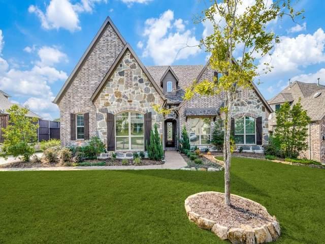 681 Sibyl Lane, Prosper, TX 75078 (MLS #14665722) :: Real Estate By Design