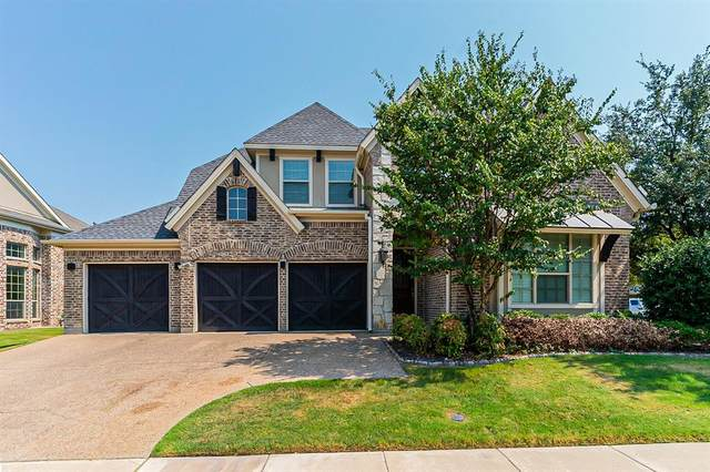 8305 Lindsay Gardens, The Colony, TX 75056 (MLS #14665837) :: Real Estate By Design