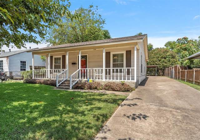 3978 Valentine Street, Fort Worth, TX 76107 (MLS #14666272) :: Russell Realty Group