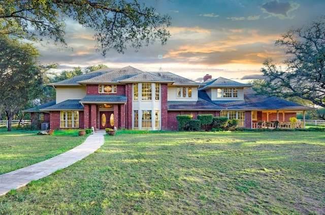 750 N Bosley Road, Santo, TX 76472 (MLS #14666652) :: Premier Properties Group