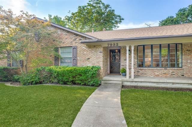 7932 Hillfawn Circle, Dallas, TX 75248 (MLS #14666852) :: Real Estate By Design
