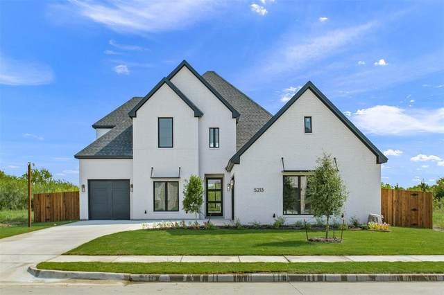 5213 Havana Drive, Mansfield, TX 76063 (MLS #14666945) :: Real Estate By Design