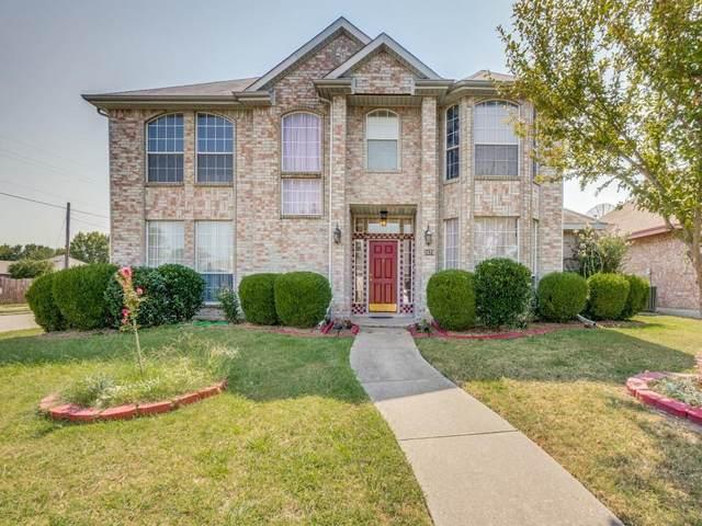 2429 Bent Brook Drive, Mesquite, TX 75181 (MLS #14667187) :: Real Estate By Design