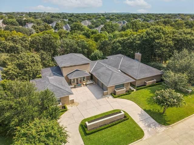 1221 Wyndham Hill Lane, Southlake, TX 76092 (MLS #14667199) :: The Hornburg Real Estate Group
