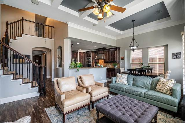 8241 Paisley, The Colony, TX 75056 (MLS #14667291) :: Real Estate By Design
