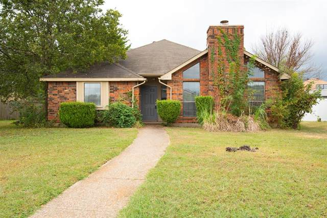 829 Witherspoon Court, Cedar Hill, TX 75104 (MLS #14667410) :: Real Estate By Design