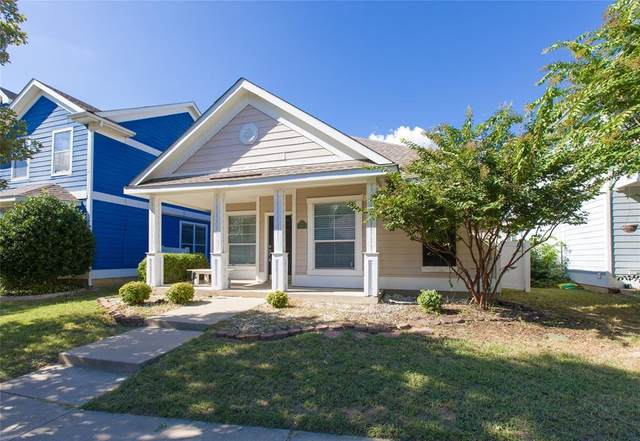 10021 Cedar Lake Drive, Providence Village, TX 76227 (MLS #14667555) :: Russell Realty Group