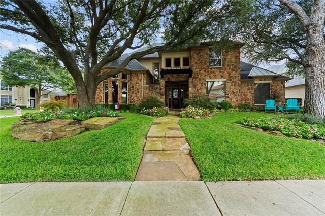 5948 King William Drive, Plano, TX 75093 (MLS #14667728) :: Real Estate By Design
