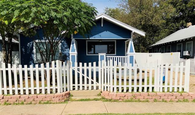 1319 E Richmond Avenue, Fort Worth, TX 76104 (MLS #14668070) :: The Star Team | Rogers Healy and Associates