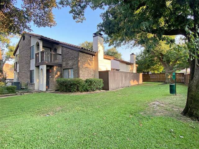 14151 Montfort Drive #365, Dallas, TX 75254 (MLS #14668086) :: EXIT Realty Elite
