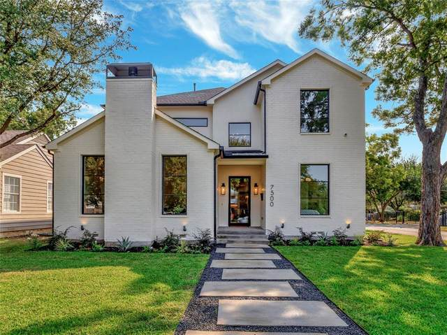7500 Kaywood Drive, Dallas, TX 75209 (MLS #14668164) :: Real Estate By Design