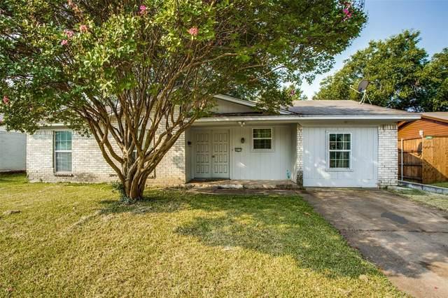 4917 Miami Drive, Garland, TX 75043 (MLS #14668189) :: The Good Home Team