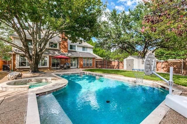 4716 N Meadow Ridge Circle, Mckinney, TX 75072 (MLS #14668233) :: VIVO Realty