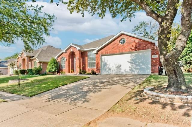 1356 Carriage Lane, Keller, TX 76248 (MLS #14668268) :: Russell Realty Group