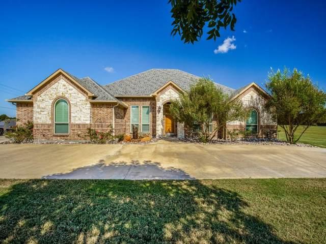 16011 Lakehurst Drive, Forney, TX 75126 (MLS #14668278) :: Real Estate By Design