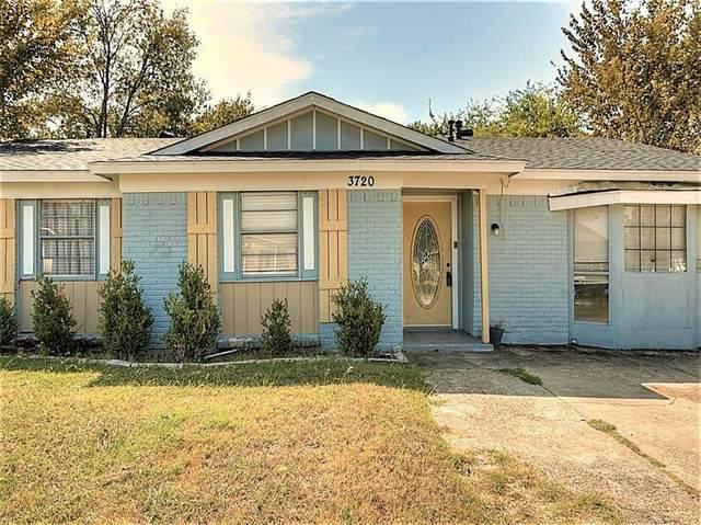 3720 Ambassador Way, Balch Springs, TX 75180 (MLS #14668354) :: Real Estate By Design