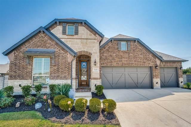 1168 Parkstone Drive, Aubrey, TX 76227 (MLS #14668456) :: Real Estate By Design