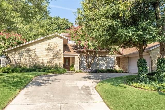 2704 Butler Drive, Arlington, TX 76012 (MLS #14668472) :: Real Estate By Design