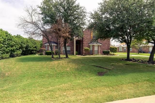 9748 Rancho Drive, Fort Worth, TX 76244 (MLS #14668492) :: Lisa Birdsong Group | Compass