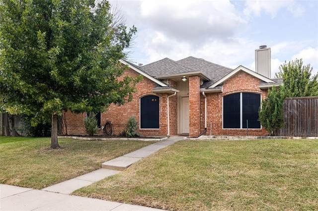 10570 Castle Drive, Frisco, TX 75035 (MLS #14668526) :: Russell Realty Group