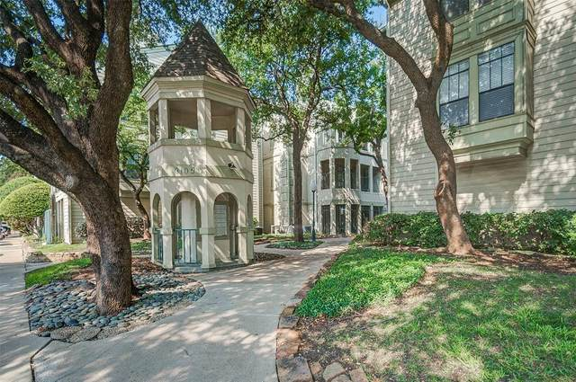 3105 San Jacinto Street #204, Dallas, TX 75204 (MLS #14668663) :: Robbins Real Estate Group