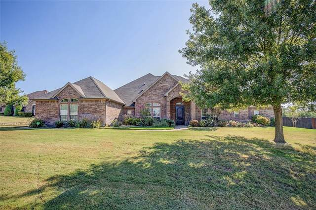 1209 Fox Hunt Trail, Willow Park, TX 76087 (MLS #14668852) :: Real Estate By Design
