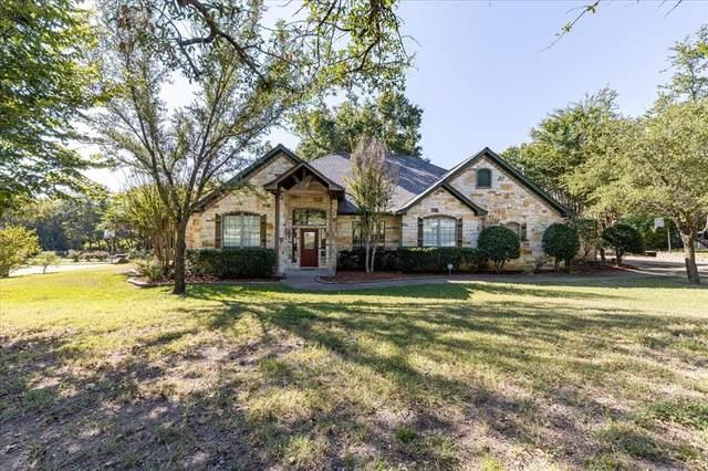 388 Creek Bend Drive, Aledo, TX 76008 (MLS #14668982) :: Real Estate By Design