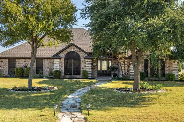 7405 Saint Augustine Drive, Cleburne, TX 76033 (MLS #14669083) :: Real Estate By Design