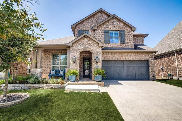 3613 Meridian Avenue, Celina, TX 75009 (MLS #14669132) :: Real Estate By Design