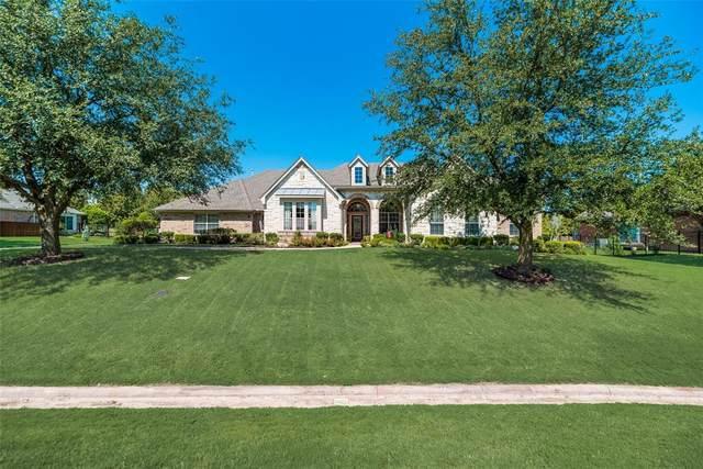 5901 Ridgemore Drive, Parker, TX 75002 (MLS #14669153) :: Real Estate By Design