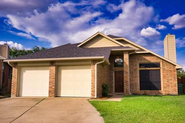 801 Stetter Drive, Arlington, TX 76001 (MLS #14669412) :: 1st Choice Realty