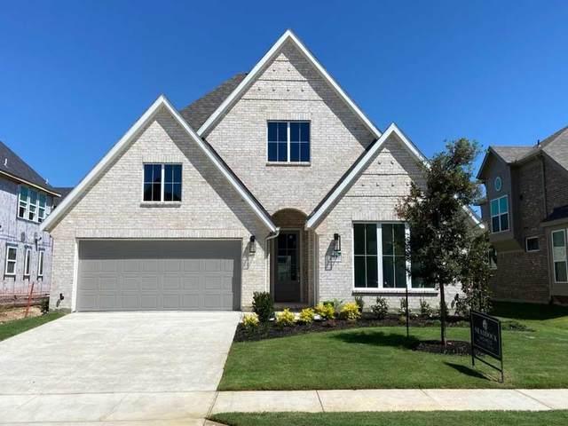 3110 Barefoot Lane, Prosper, TX 75078 (MLS #14669498) :: Real Estate By Design