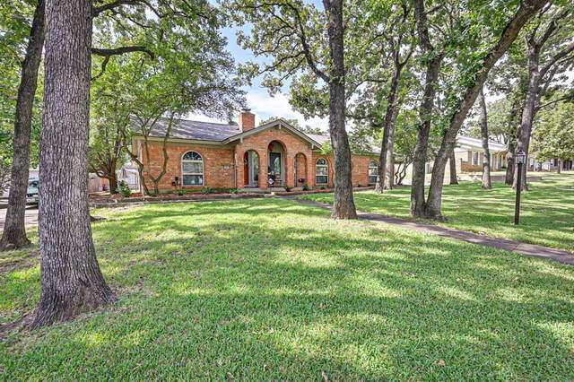 205 Walnut Way, Euless, TX 76039 (MLS #14669609) :: Real Estate By Design