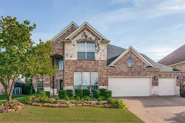 5340 Chatsworth Lane, Fort Worth, TX 76244 (MLS #14669894) :: RE/MAX Pinnacle Group REALTORS