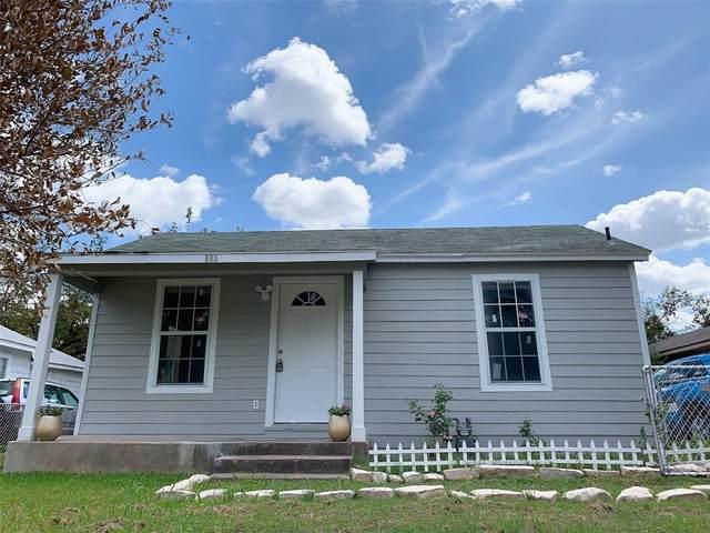 803 E Milam Street, Ennis, TX 75119 (MLS #14670289) :: EXIT Realty Elite