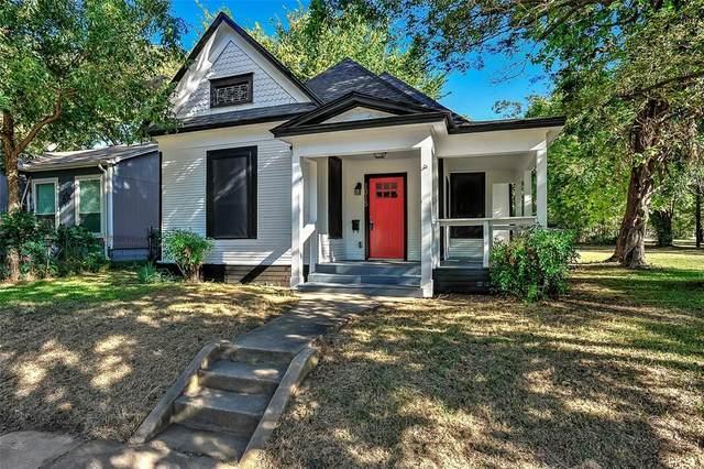1015 W Chestnut Street, Denison, TX 75020 (MLS #14670417) :: Real Estate By Design