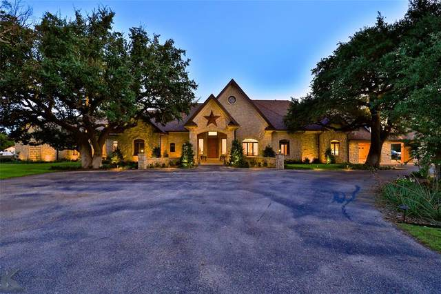 2565 County Road 134, Ovalo, TX 79541 (MLS #14670564) :: The Russell-Rose Team