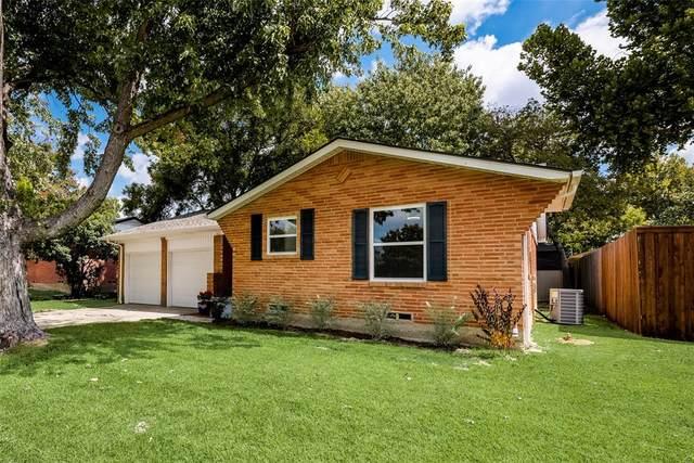 305 Dublin Drive, Richardson, TX 75080 (MLS #14670668) :: The Good Home Team