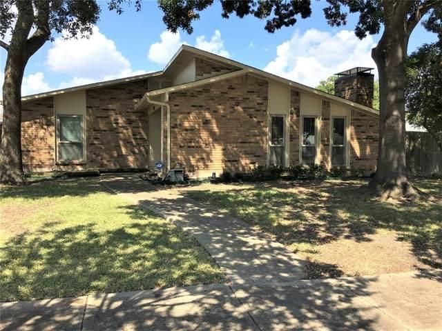1211 Crestwood Court, Allen, TX 75002 (MLS #14670685) :: Premier Properties Group of Keller Williams Realty